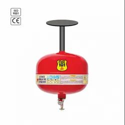 2kg  Automatic ABC Ceiling Mounted Modular Fire Extinguisher