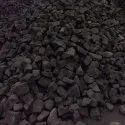 Black Lump 6000 Gcv Indonesian Steam Coal, For Burning, Packaging Type: Loose