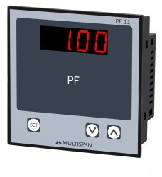 PF-11 Single Phase AC Panel Meter