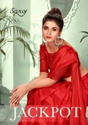 Designer Weight Less Saree