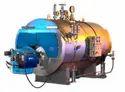 Oil & Gas Fired 500 kg/hr Steam Boiler IBR Approved
