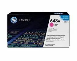 HP 648A Magenta Original LaserJet Toner Cartridge (CE263A)