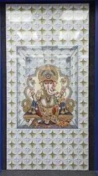 Lord Ganesh Picture Tiles
