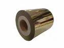 Laminating Gold Roll 8025- 64mm , 2.5 , 100mtr