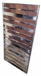 Stainless Steel Grill Door