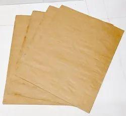 Brown Craft Paper Courier Bag(11x15 Inch)LipLock