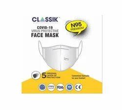 Classik N95 Premium Face Mask