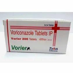 Vorier 200 Tablets, Prescription