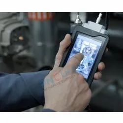 Compressed Air & Gas Leak Detector With Report Generation