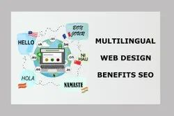 PHP/JavaScript Dynamic Multilingual Web Design, With 24*7 Support