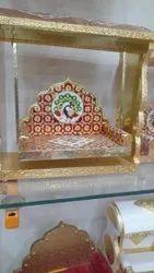 Laddu Gopal Wooden Jhula