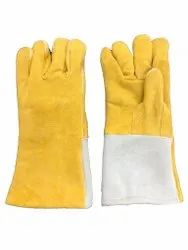 Industrial Leather Welding Gloves
