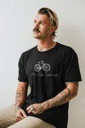Cotton Men Half Sleeve T- Shirt