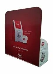 Table Top Display Stand Designing Service