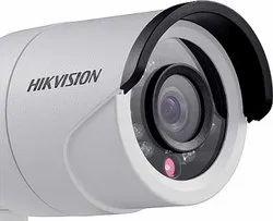 Analog Camera 1 MP Hikvision HD720P IR Bullet ECOCamera, Camera Range: 10 to 20 m