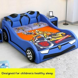 Wooden Kids Decorative Bed