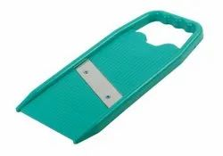 Ovax Green Plastic Kitchen Slicer, For Chips Slicing