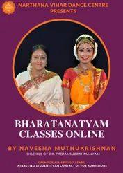 Online Bharatanatyam Class For You, Chennai