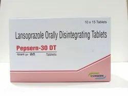 PEPSERN-30 DT (Lansoprazole Orally Disintegrating Tablets)