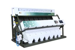 Pulses sorting machine T20 - 7 Chute