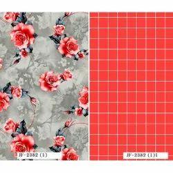 Printed Khushali Digital Print With Zora Silk Fabrics