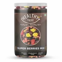Healthy Treat Super Berries Mix (250 gm), Packaging Size: 350 gm