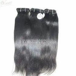 Straight Cuticle Aligned Human Hair