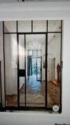 Flat Natural Architectural Partition Profiles