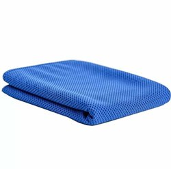 MEDILAB BLUE COOL TOWEL (PVA), NOT SPECIFIED, Size: Free Size