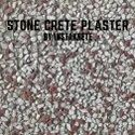 Commercial Stone Crete Plaster