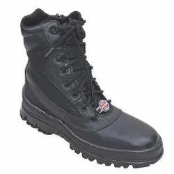 DMS Black Unistar Footwears