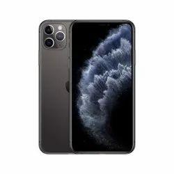 Black Apple 256GB Iphone 11 Pro Max Mobile, Memory Size: 32GB