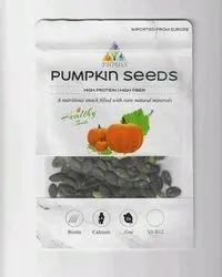 Natural Green Piouss Pumpkin Seed, Packaging Type: Zipper Bag