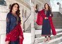 Ladies Designer Crepe Salwar Suit