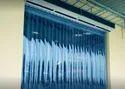 Clear Transparent / Blue Tint PVC Strip Curtains
