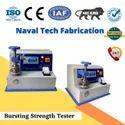 Bursting Strength Tester With Printer