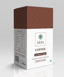Instant Coffee Premix with Sugar