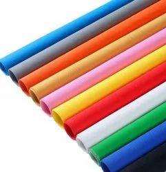 Pp Colored Non Woven Fabric