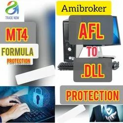5 Days IT Amibroker AFL Protection License Manager Service, in Pan India