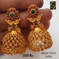 Imitation Jhumka Earrings