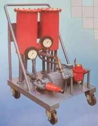 Red Diesel Filteration & Consumption Monitoring Cart, For Industrial, Model Name/Number: DFC (KENT)