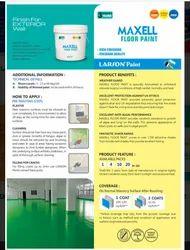 Emulsion High Finishing Maxell Floor paint 1 Litre, Liquid
