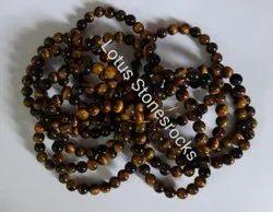 Tiger Eye Beads Bracelet
