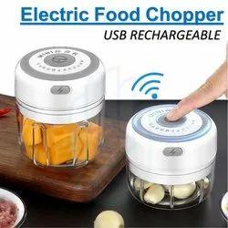 Electric Garlic Chopper