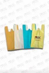 Non Woven W Cut Bags