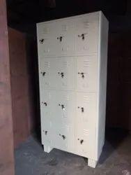 12 Door Employee Storage Locker