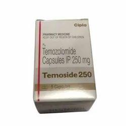 Temozolomide  Capsule IP