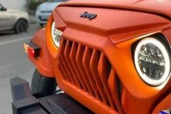 Angry Bird Grill For Mahindra Thar Old Model