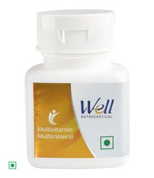 Multivitamin Tablets & Capsules