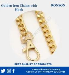 Golden Chain With Hook